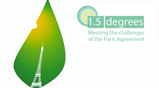 1.5 degrees: meeting the challenges of the Paris Agreement