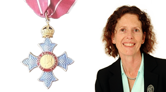 Professor Linda McDowell appointed CBE in 2016 New Year Honours