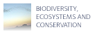 Biodiversity, Ecosystems and Conservation research cluster