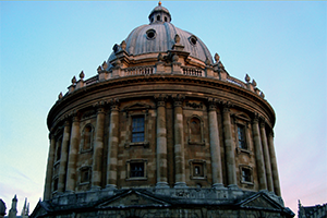 Doctor of Philosophy (DPhil) in Geography and the Environment