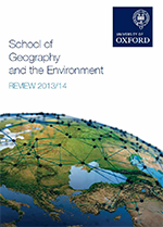 School of Geography and the Environment Review 2013/14