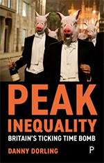 Cover: Peak Inequality: Britain's ticking timebomb