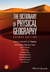 Cover: The Dictionary of Physical Geography, 4th Edition