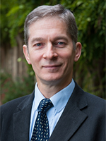Prof Robert J Whittaker, Director of Graduate Studies (Taught Programmes)